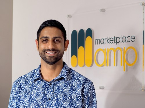 Ajay Visana Marketplace AMP