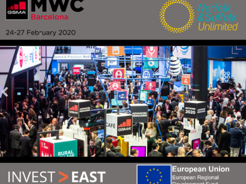 Mobile World Congress 2020 in Barcelona