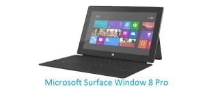 Microsoft Surface window 8 pro techeasy