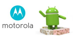 Motorola_Android Nougat