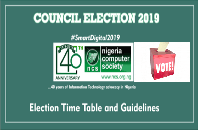 EXCLUSIVE: Nigeria Computer Society releases time table for