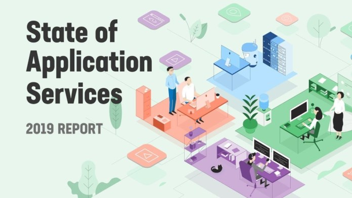 fifth annual State of the Application survey by f5 networks