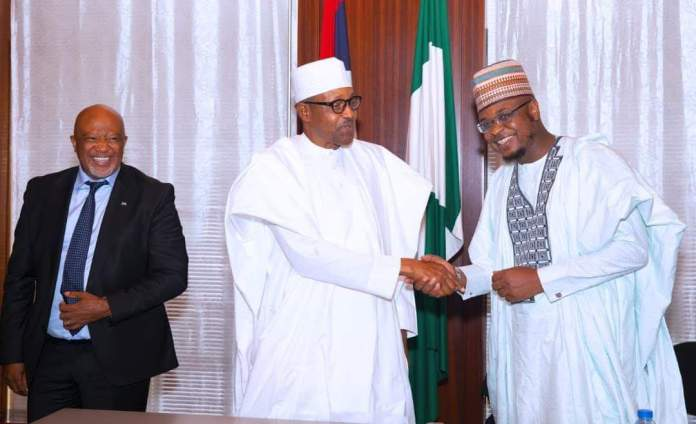 President Buhari Receives MTN Group, Pantami as Company Plans Fresh $1.6  billion Investment in Nigeria – Nigerian Investment Promotion Commission