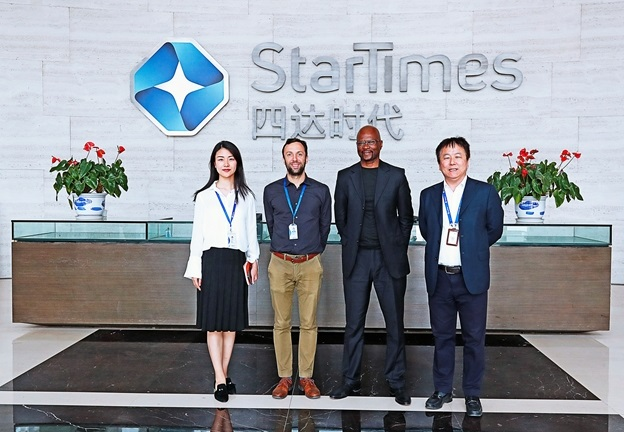 Chinese pay television company StarTimes said on Thursday it has joined UNESCO's campaign against disinformation and misinformation on COVID-19. Luis Lu, vice president of StarTimes Group, said in a statement that to further promote the best works of the campaign, access to the top ten winners' videos will be available on StarTimes ON, the streaming […]