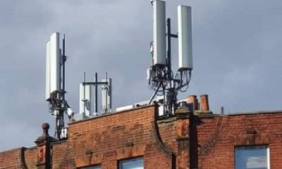 5G towers