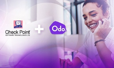 Check point and Odo Security