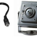 1/3 Sony Super Had Color CCD Camera with Audio