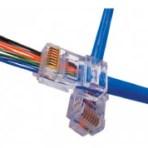 Connector – cat5/5e ez-rj45® 50pcs – clamshell packaging