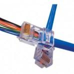 Connector – cat5/5e ez rj45®  500pcs – PLASTIC BAG