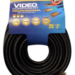 Xtreme Video Component Cable 50' or 25' Lengths