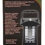 Illinois Industrial Tool 24-LED pagoda lantern