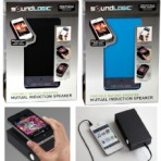 Soundlogic Portable Battery Operated Mutual Induction Speaker