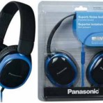 Panasonic Stereo Headphones with mic