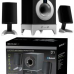 Bluetooth Multimedia 2.1 Speaker System