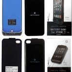 Mental Beats 2200mAh Battery Banks for iPhone 5 or 4/4s