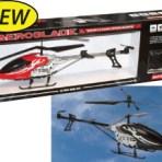 Tech Toyz Aeroblade 3.5 Channel Mega Size 22″ RC Helicopter