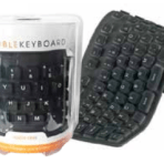 Iconcepts Flexible Full Size Silicone USB Keyboard