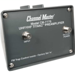 Channel Master  TITAN 2 MEDIUM GAIN PREAMPLIFIER