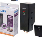 Phillips 4-Outlet Surge Protector