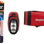 Energizer Weatheready 3-LED Carabiner Crank Light – Never Needs Batteries!