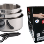 T-fal Ingenio Gourmet 10pc Saucepan Set