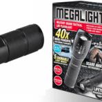 ITEK Megalight Military Grade Tactical Led Aluminum Flashlight