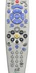 Bell TV 5.0 Infrared DVR TV1 Remote Control