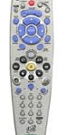 Bell TV 5.0 Infrared DVR TV1 Remote Control