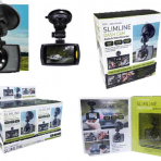 ITEK™ BY SOUNDLOGIC™ SLIMLINE 1080P DASH CAM – AUDIO & VIDEO RECORDER