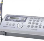Panasonic Digital Answering System Fax/2.4GHz Cordless Phone/Copier