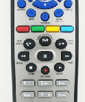 Bell TV/Dish 21.1 UHF/Infrared Learning Remote
