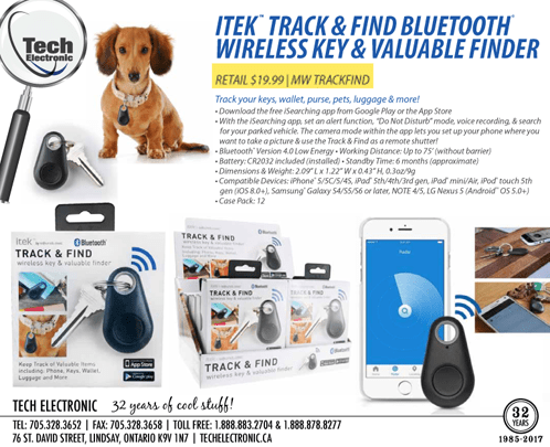 Track & Find