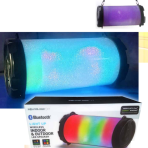 Bluetooth Light-Up LED Indoor & Outdoor Speaker