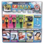 7PC HDTV HOOK-UP KIT