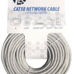 50'/15.2M TES CAT5E NETWORK CABLE