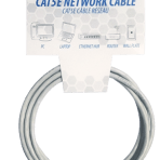6'/1.8M TES CAT5E NETWORK CABLE