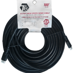 100'/30.5M TES ULTRA HIGH SPEED 4K HDMI V2.0 CABLE with ETHERNET