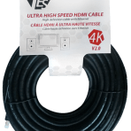 50'/15.2M TES ULTRA HIGH SPEED 4K HDMI V2.0 CABLE with ETHERNET