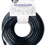 100'/30.5M TES RG6 COAXIAL CABLE