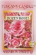 2.5 Oz 6PK Fragrance Melts – Tuscany Candle Dozen Roses