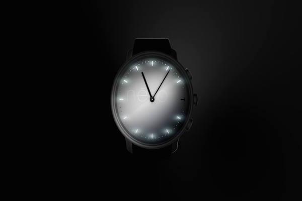 Nevo, Smartwatch de Diseño y con la Tecnología Suiza