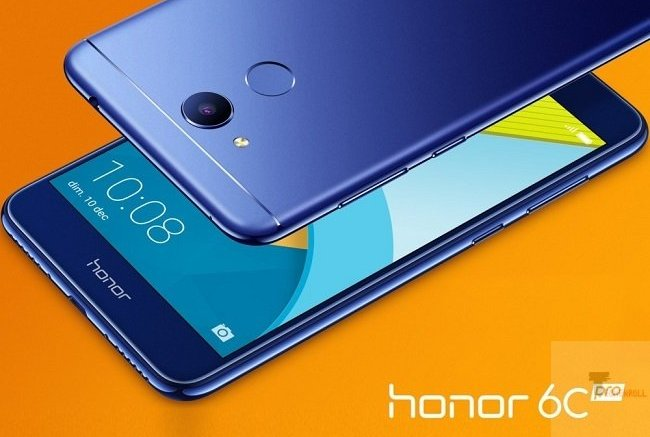 huawei honor 6c pro launched