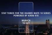 huawei mate 10 specs leaked