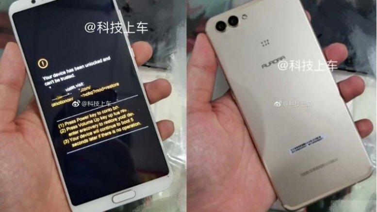 huawei nova 3 specs leaked