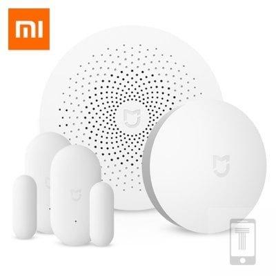 Xiaomi Miija Smart Home Aqara Security Kit