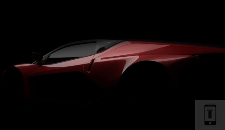 DC's Upcoming sports car