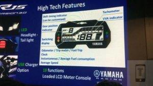 yamaha YZF-R15 V3 Auto Expo 2018