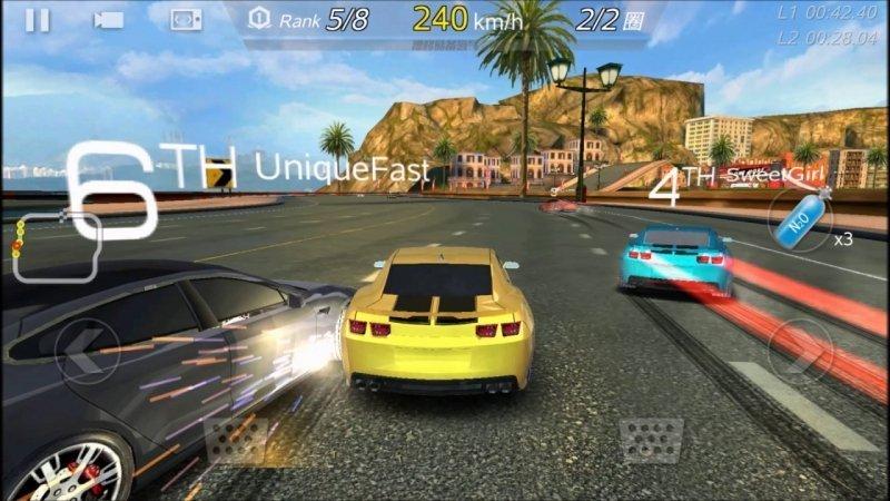 new car racing games