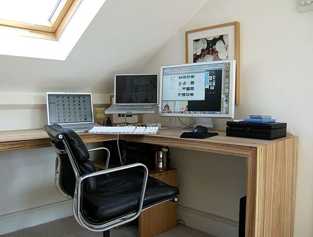 Your workspace