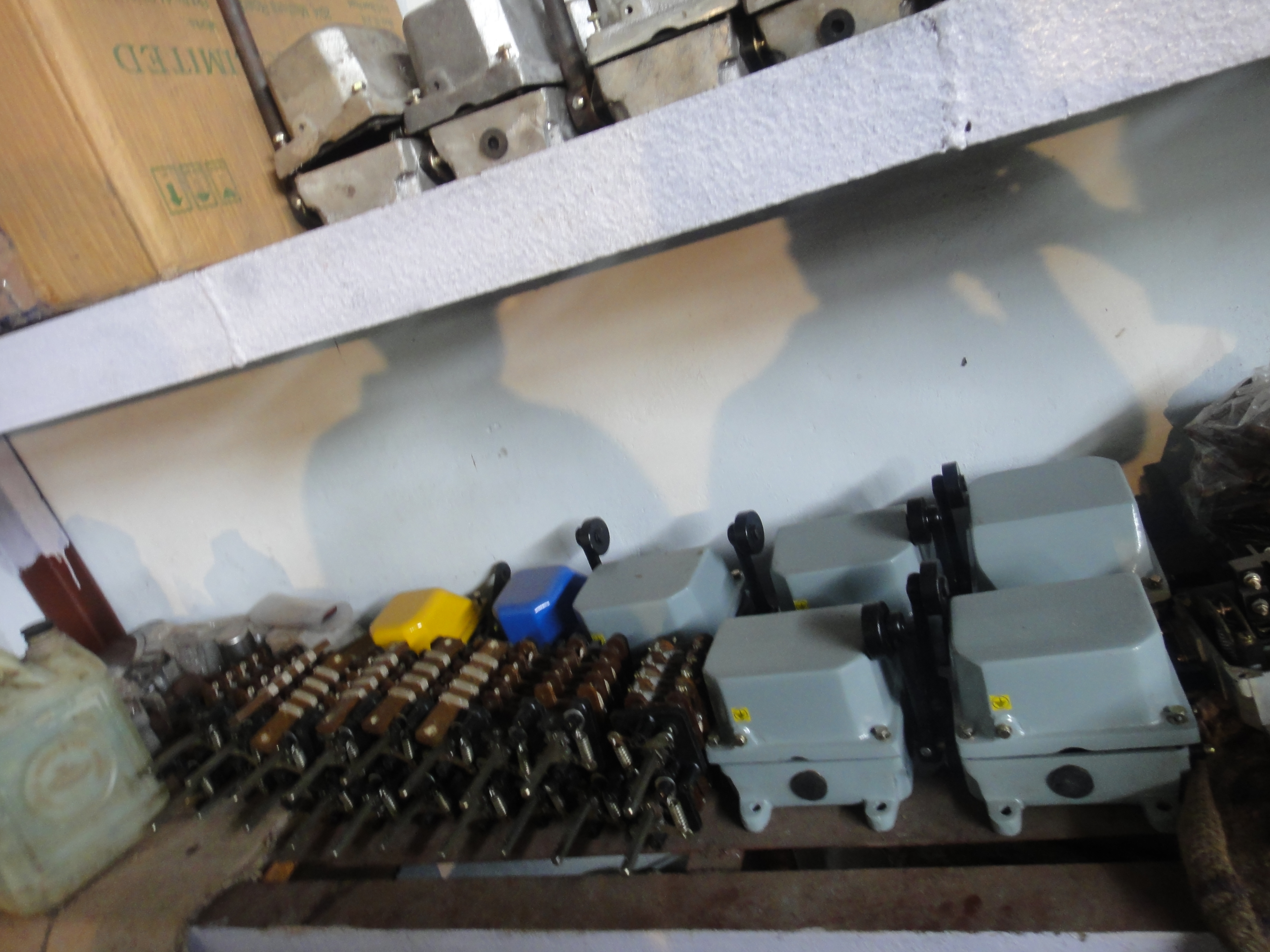 roller limit switches